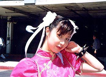 姫子さんの春麗
